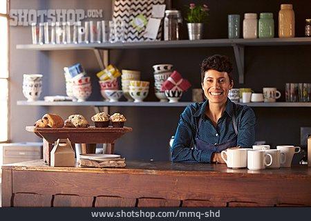 Waitress, Bistro, Coffee Shop