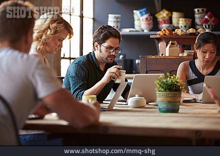 Gastronomy, Coffee Shop