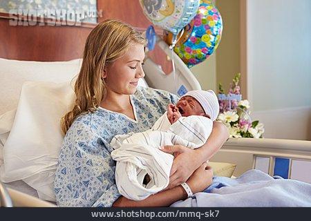 Newborn, Mother Luck