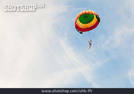 Parachute, Air Sport