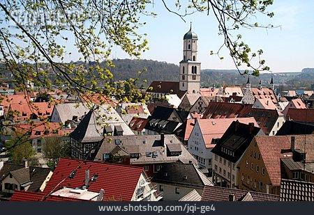 Old Town, Biberach