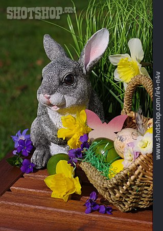 Easter Bunny, Easter Decoration