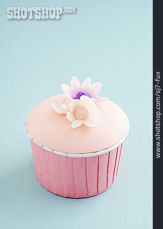 Dessert, Fondant, Cupcake