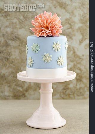 Fondant, Birthday Cake, Confiserie