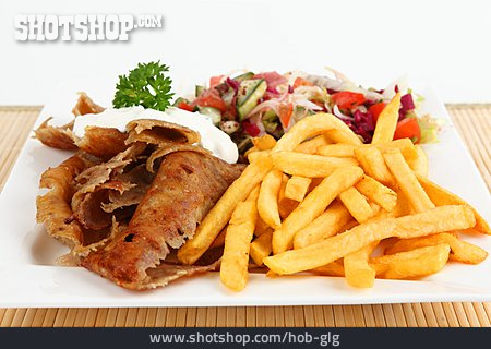 Doner Kebab, Kebab, Kebab