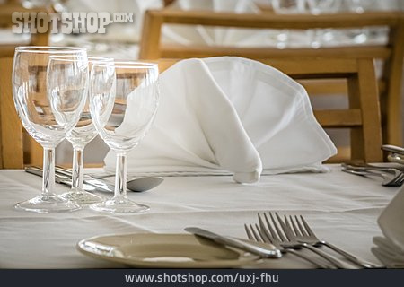 Table Cover, Banquet