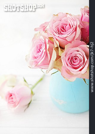 Still Life, Rose Bouquet