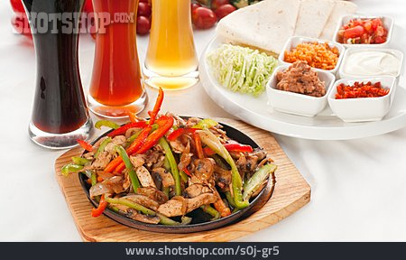 Meal, Tex-mex Cuisine, Tex-mex