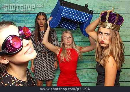 Carnival, Girl Power, Theme Party