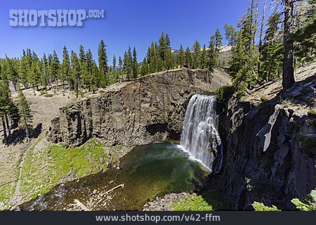 California, Inyo National Forest, Devils Postpile National Monument