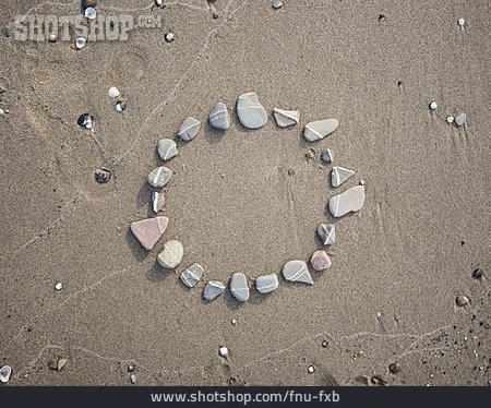 Pebbles, Spiritually, Stone Circle