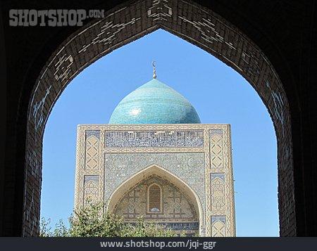 Islam, Mosque, Po-i-kalyan, Kalyan Mosque