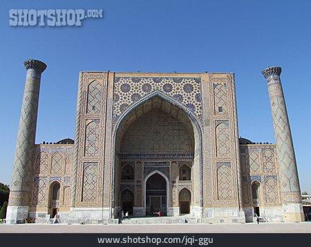 Islam, Uzbekistan, Registan