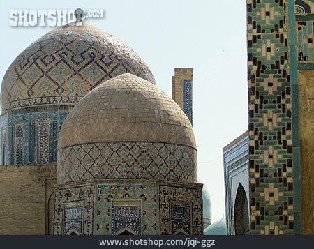 Islam, Necropolis, Shohizinda