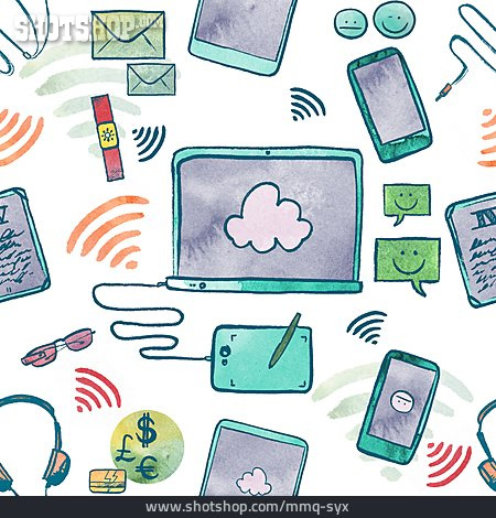Mobile Communication, Network, Wlan