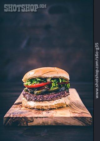 Snack, Hamburger, Cheeseburger