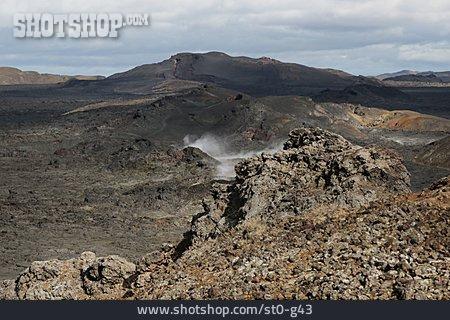 Volcanic Rock, Krafla