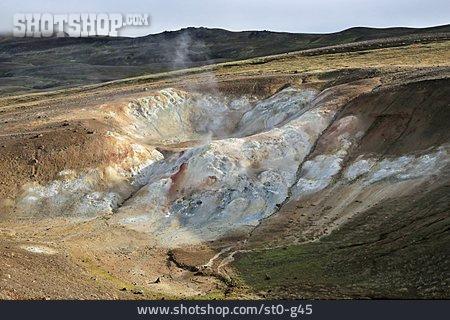 Iceland, Volcanic, Volcanic Rock