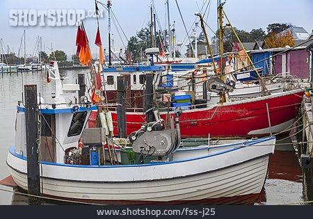 Fishing Boat, Niendorf