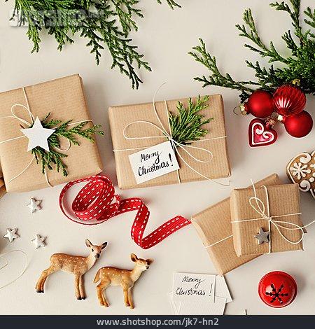 Creative, Christmas Present, Merry Christmas