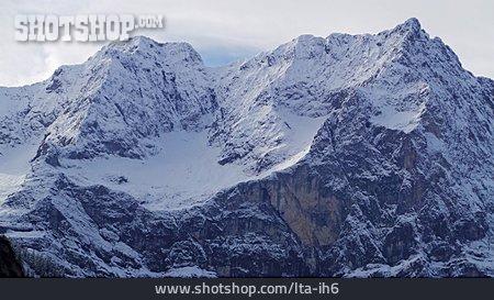 Mountain Top, Ahornboden