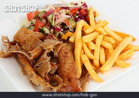 Snack, Kebab