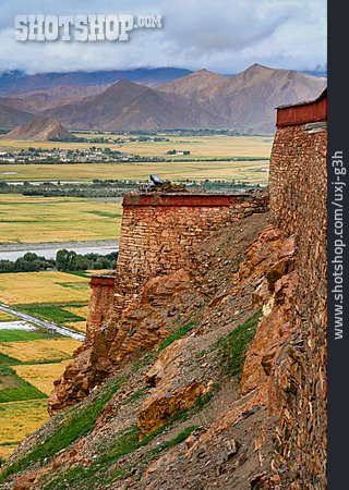 Tibet, Fortress