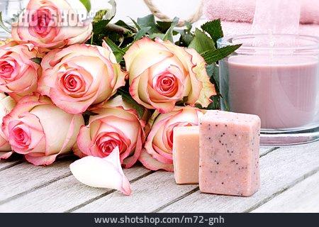Homemade, Soap Rose