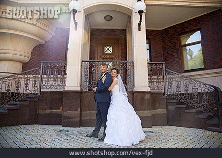 Wedding, Bridal Couple