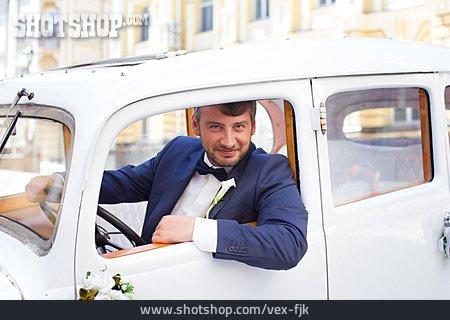 Groom, Wedding Car
