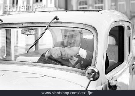 Car, Groom, Wedding Car