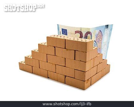 Savings, Construction Material