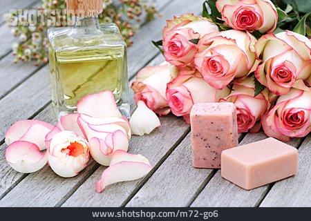 Rose Fragrance, Essential Oil, Soap Rose