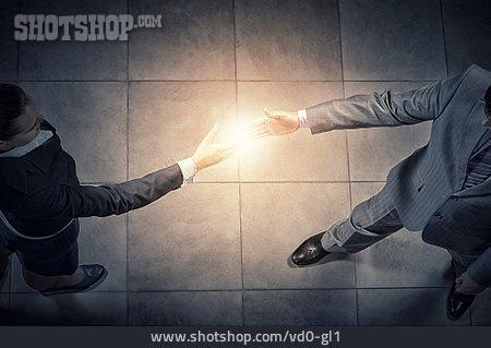 Agreement, Business Partnership, Deal