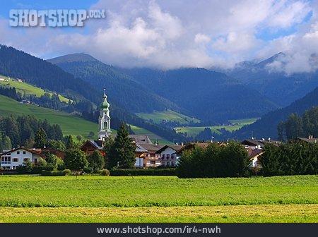 Dolomites, Toblach