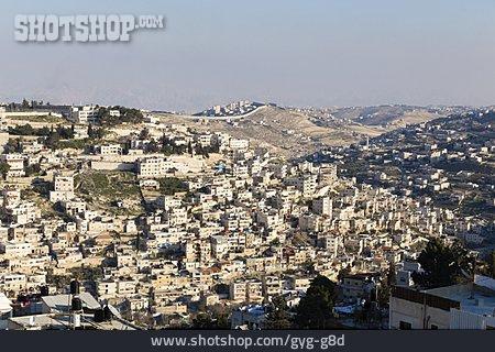 Jerusalem, Israel, Israelisecurity Fence