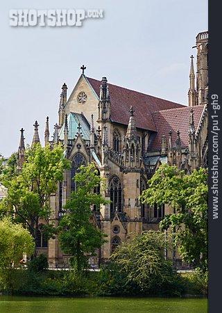 Stuttgart, Johanneskirche