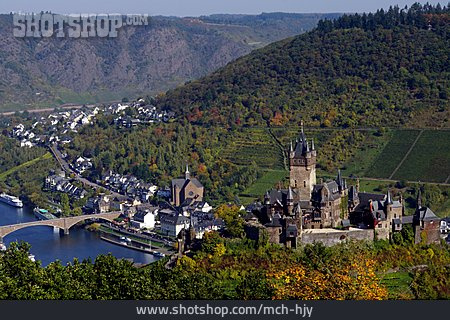 Castle, Moselle Valley, Cochem