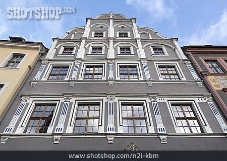 Houses, Görlitz, Facade