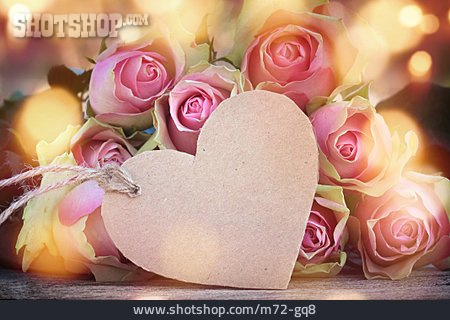 Mothers Day, Valentine, Rose Bouquet