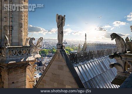 Notre Dame, Demon, Chimera