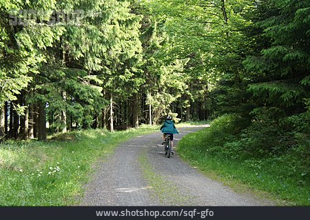 Boy, Child, Cyclists, Cycling
