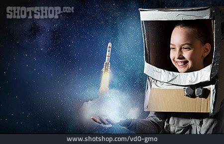 Science, Aeronautics, Blast Off