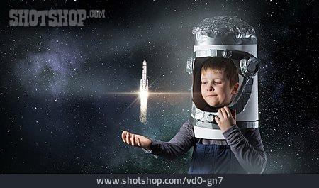 Boy, Scientist, Astronaut