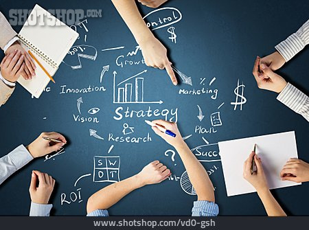 Strategy, Project Planning, Businessplan