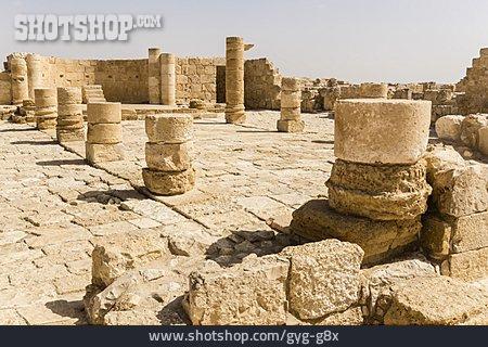 Church Ruin, Avdat National Park
