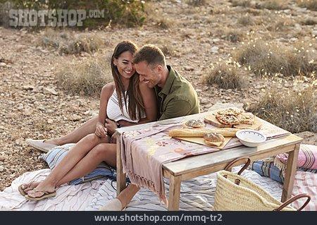 Romantic, Love Couple, Picnic