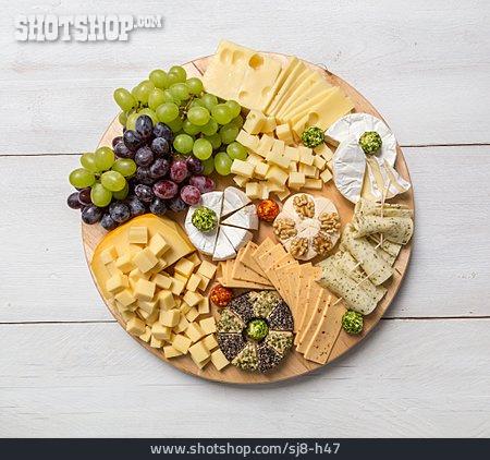 Cheese Platter, Cheese Varieties