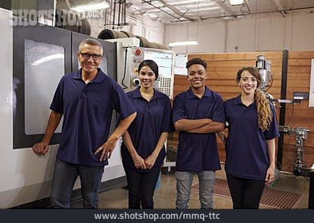 Industry, Trainee, Company