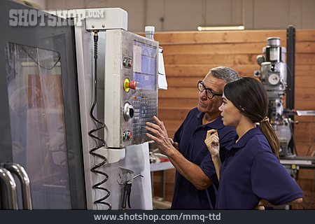 Education, Milling Machine, Cnc Machine